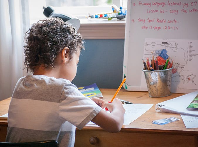 6 Things in Your Kids Rooms That Are Distracting Them from Doing Their Homework