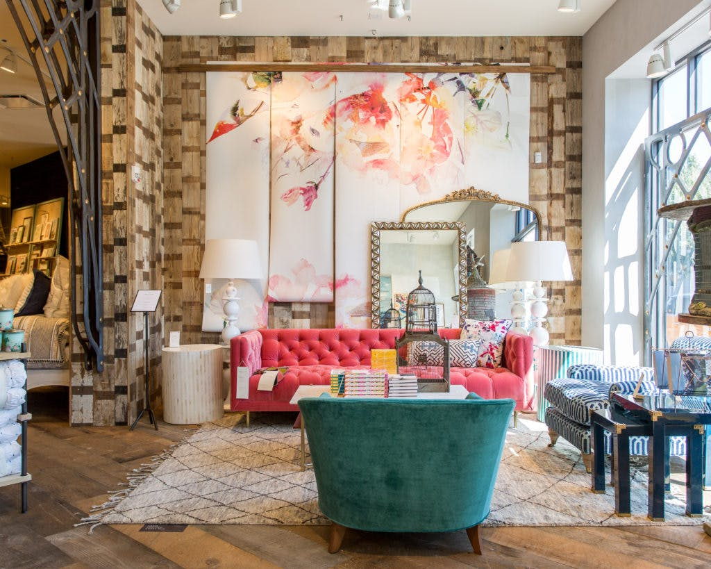 anthropologie furniture discount