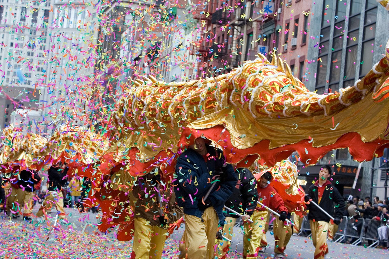 ny winter activites chinese new year