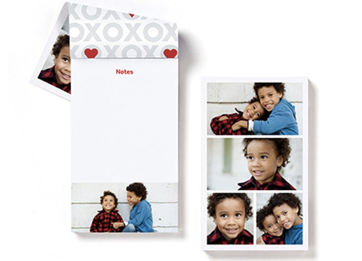 photo gifts notepad