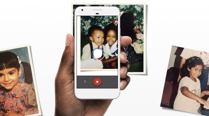 This Free New App Digitizes All Your Old Photos in Super High Res