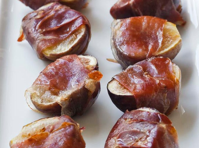 roasted figs prosciutto ss - Best Christmas Recipes