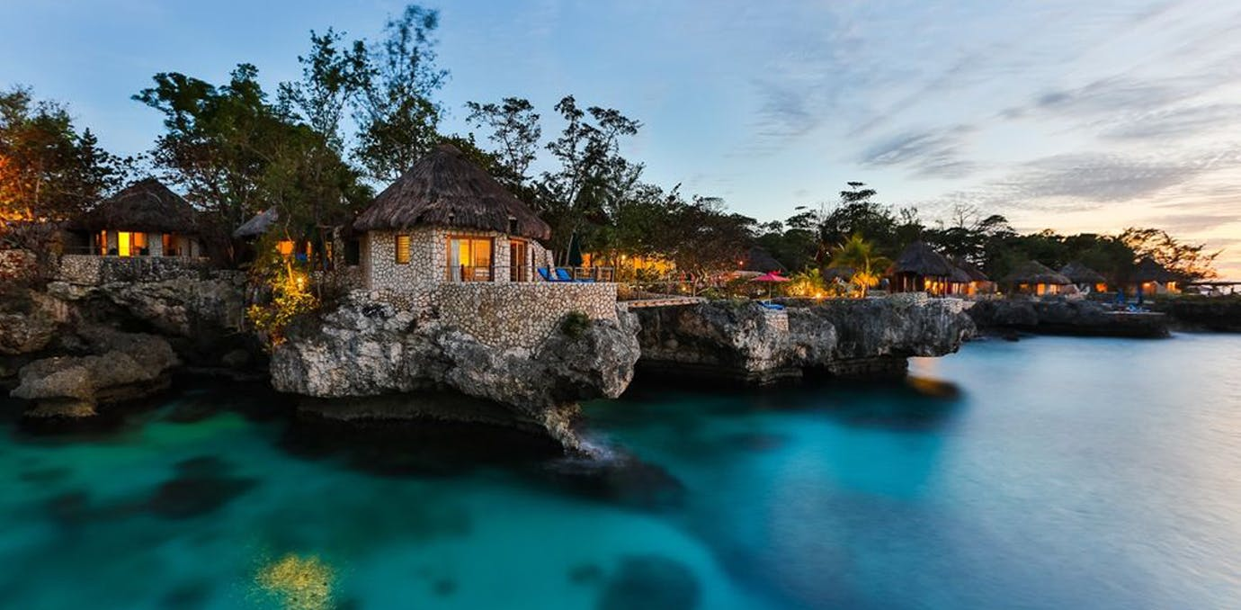 The most beautiful places in jamaica purewow for Nice places to go for honeymoon