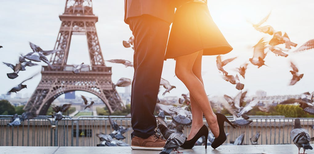 romantic vacays paris