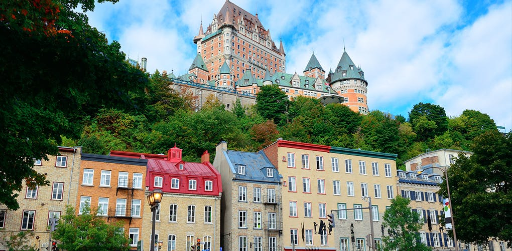romantic vacays quebec