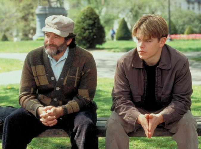 sad movies good will hunting