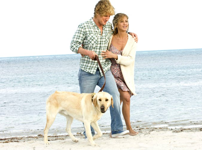 sad movies marley and me