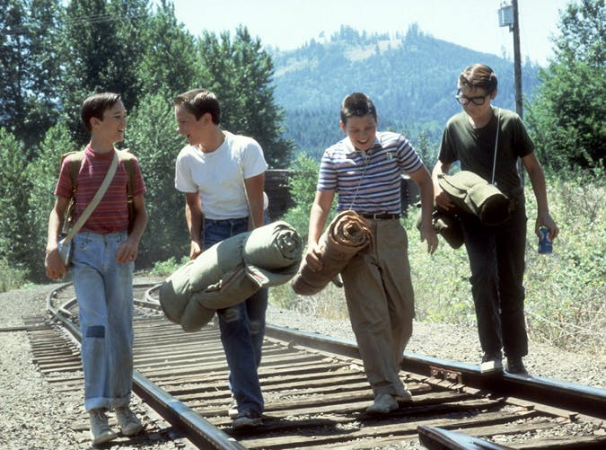 sad movies standbyme