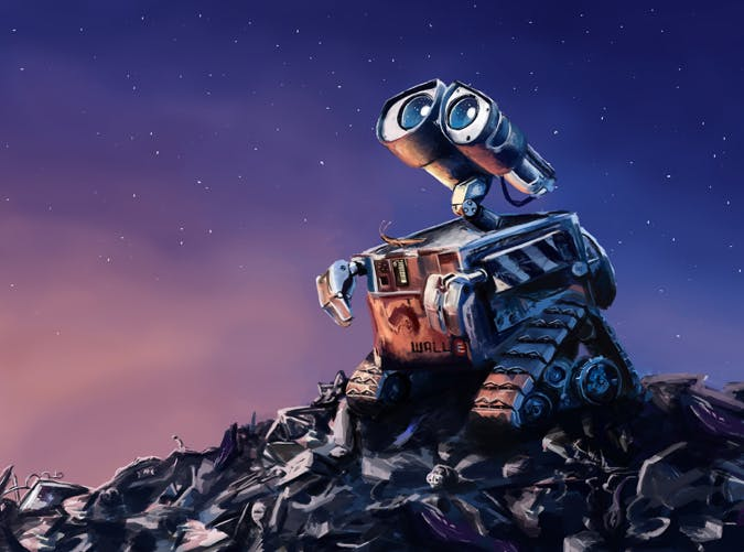 sad movies walle