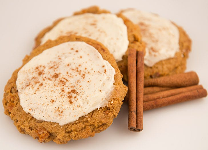 schmackarys eggnog cookie