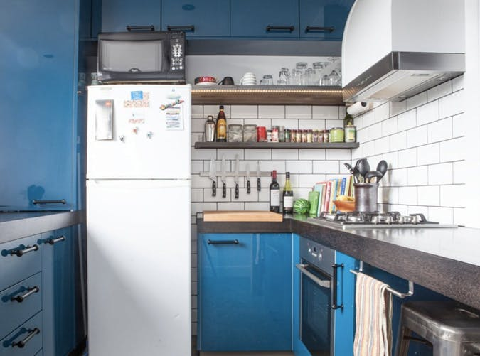 9 Easy Ways to Make a Small Kitchen Feel Bigger