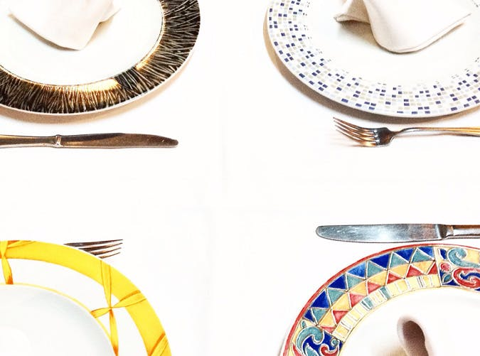 smaller plates