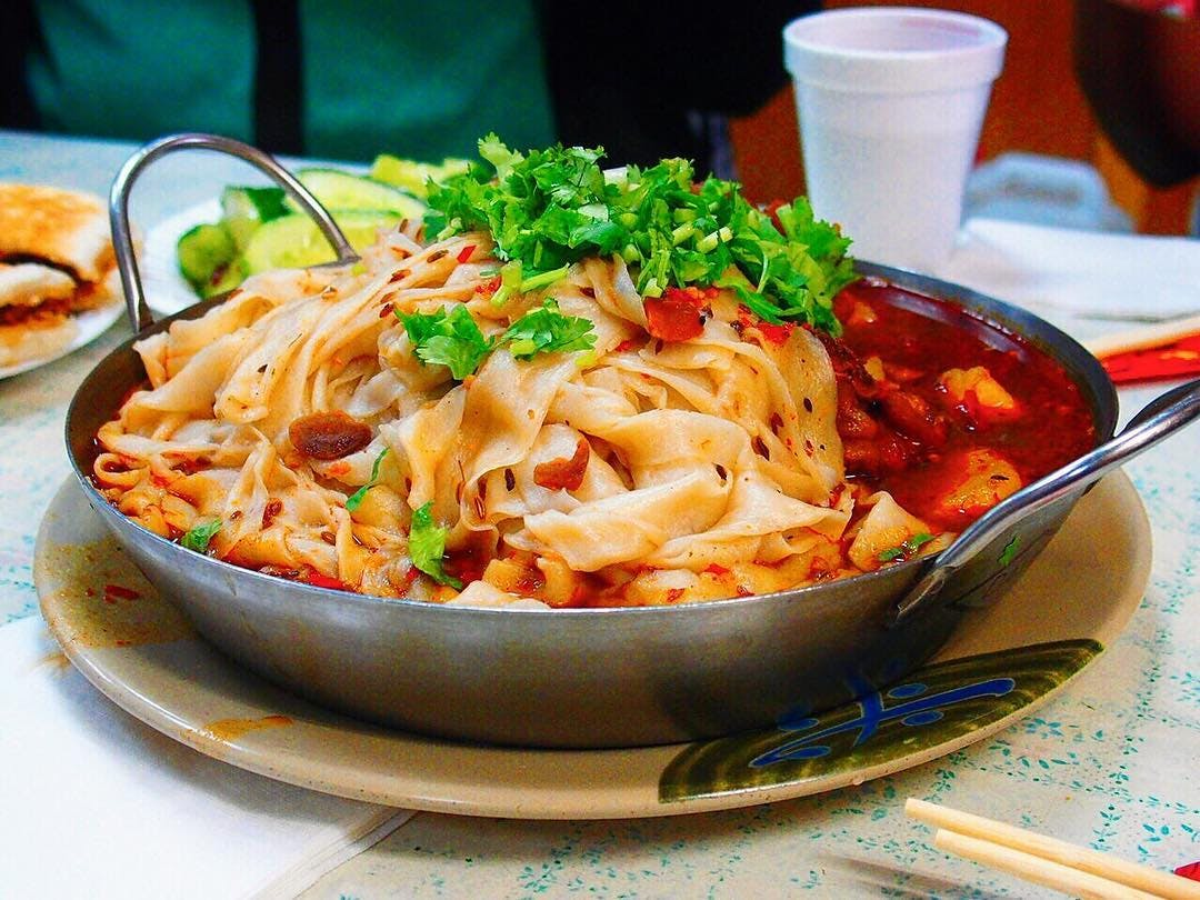 spicy village nyc chinese restaurants