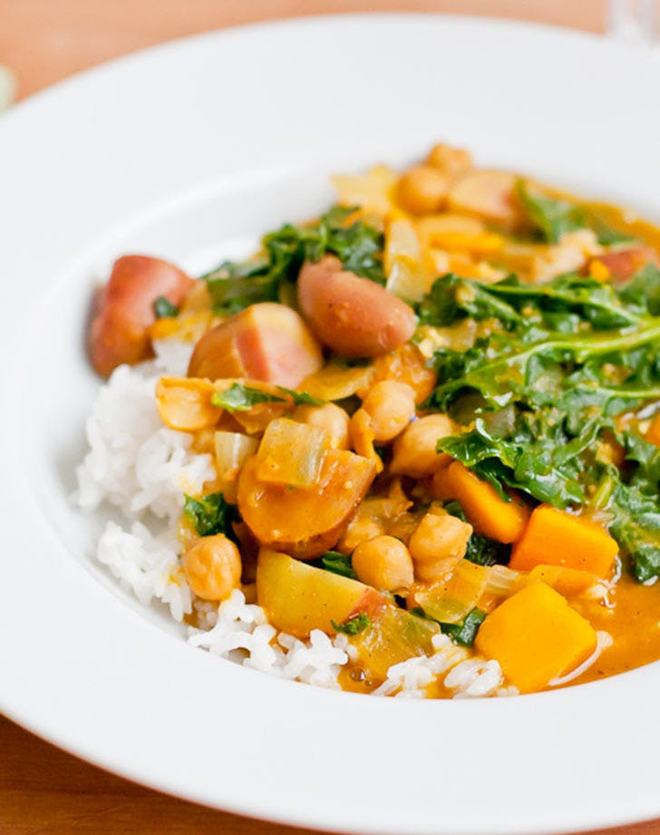 squash curry