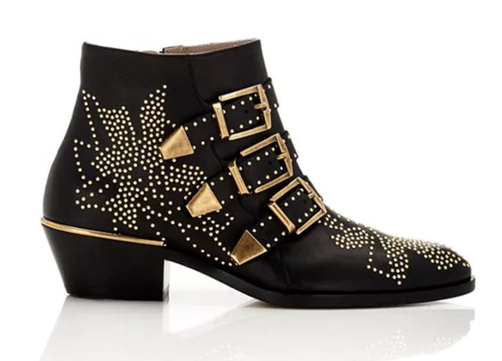 statement boots chloe