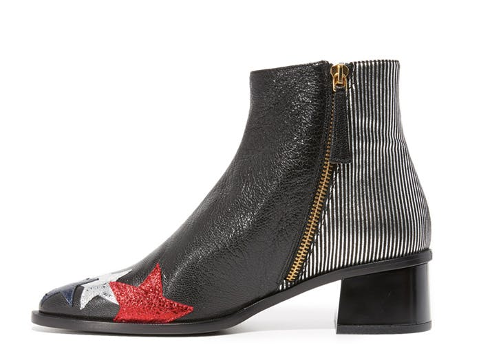 statement boots hilfiger