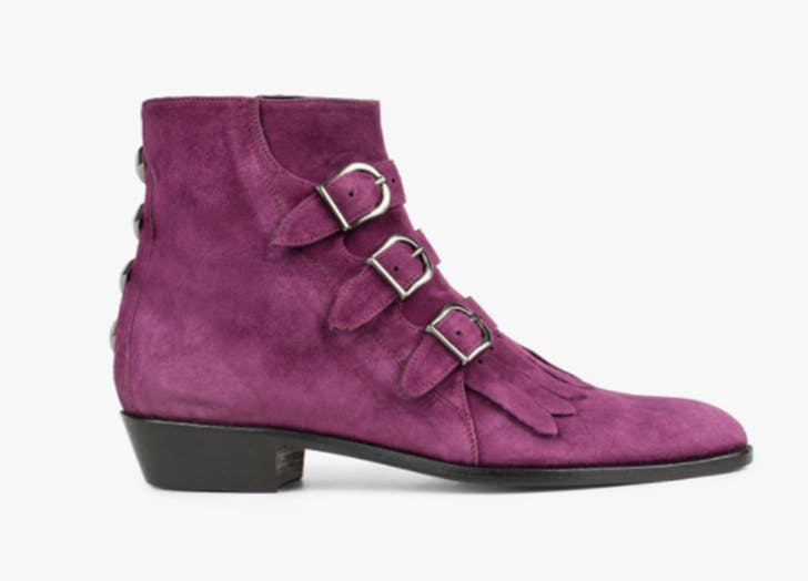 statement boots modern vice