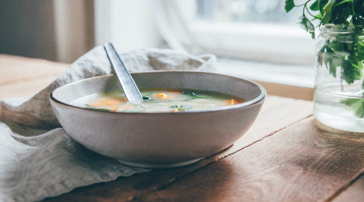 The Secret Trick to Make Store-Bought Broth Taste Homemade