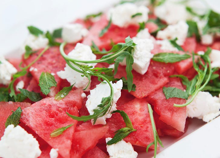 watermelon salad restaurant order