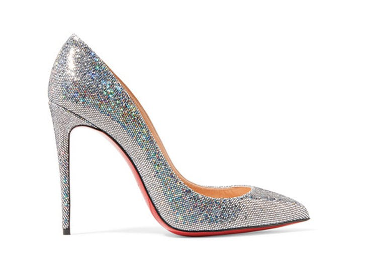 wedding shoes louboutins