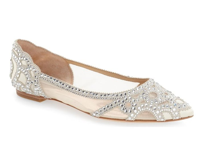 wedding shoes mischka