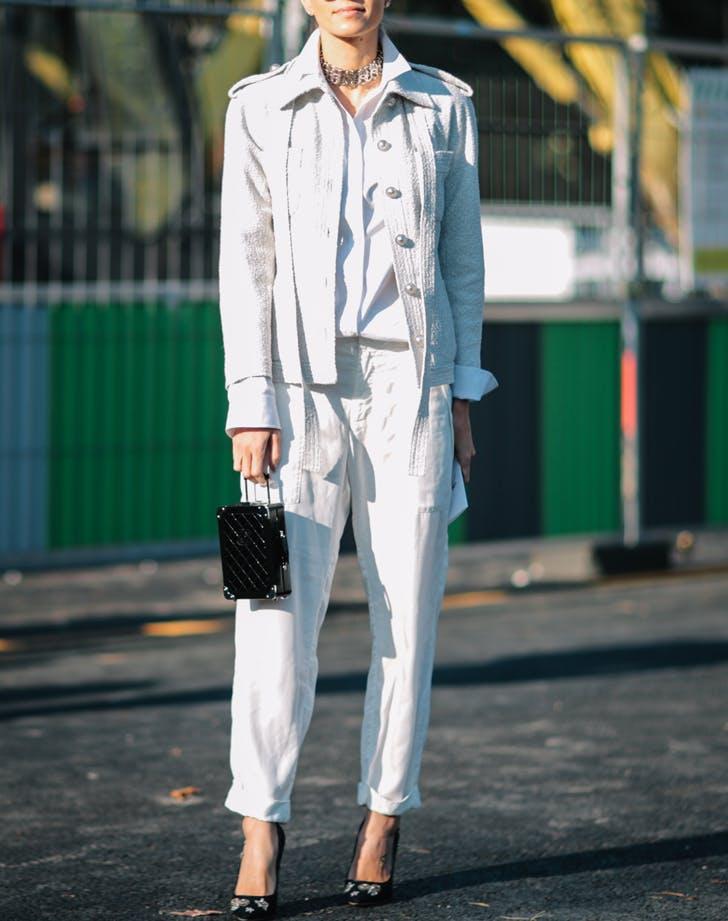 white pants 2