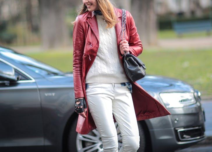 white pants 5