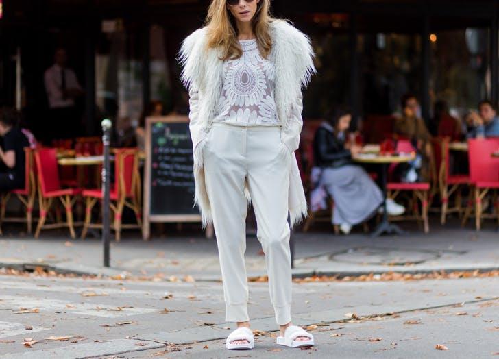 white pants 9