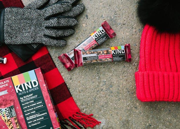 winter car energy bar kind