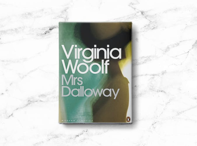 woman books mrs dalloway