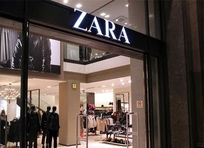 zara category