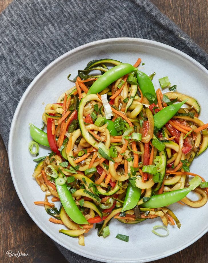 zoodle stir fry vertical
