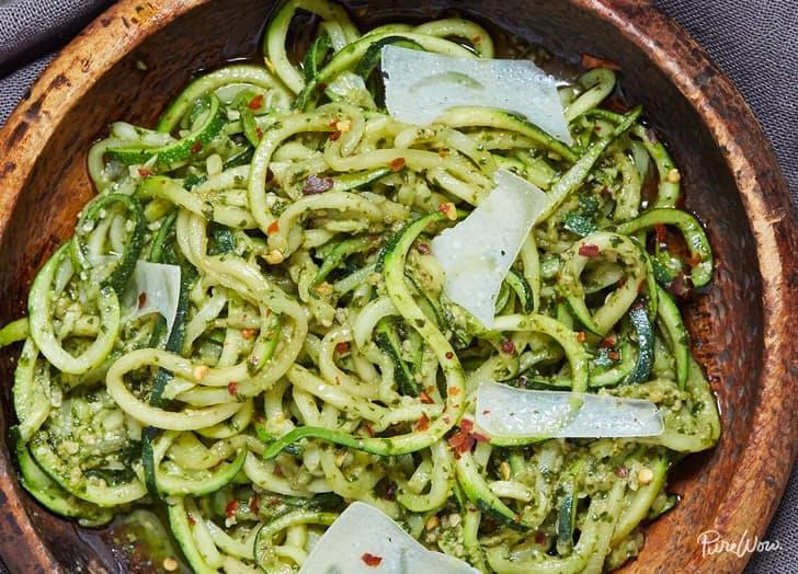 zoodles squash zucchini