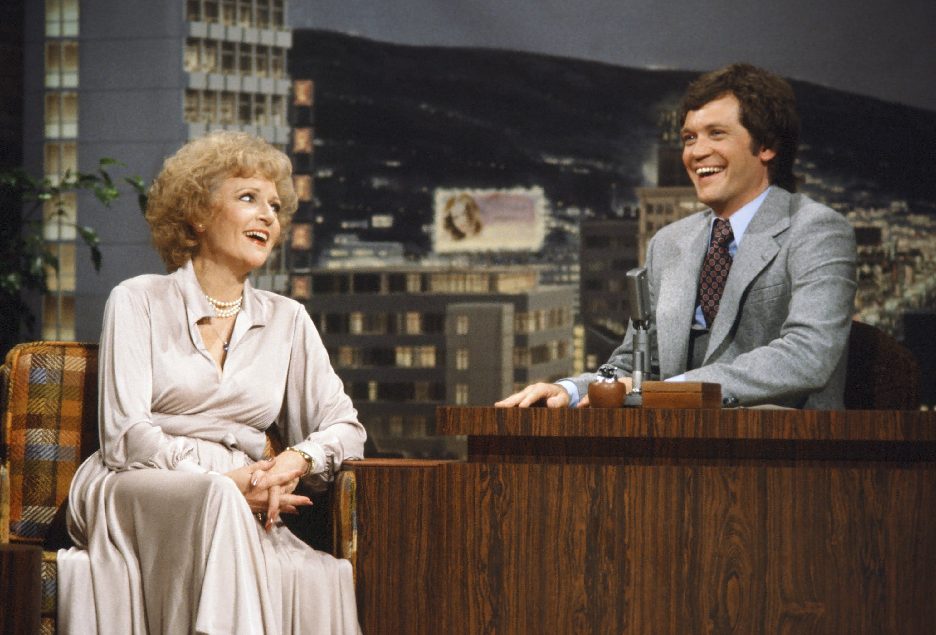 1979 guest on the Tonight Show starring Johnny Carson  age 57