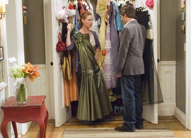 27 dresses closet NY