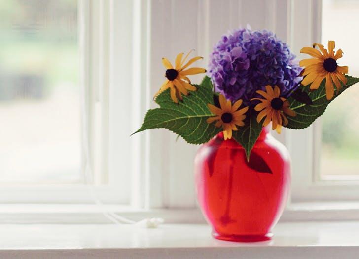 30happy vase