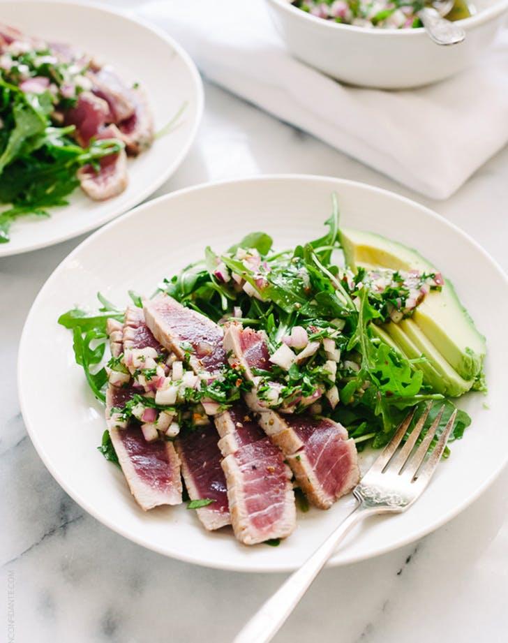 30min dinner Tuna