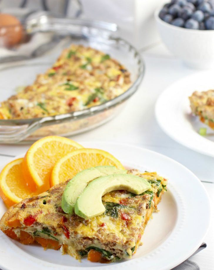 30min dinner eggbake