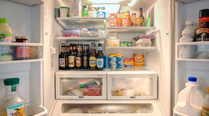 This Refrigerator Trick Will Change the Way You Grocery Shop