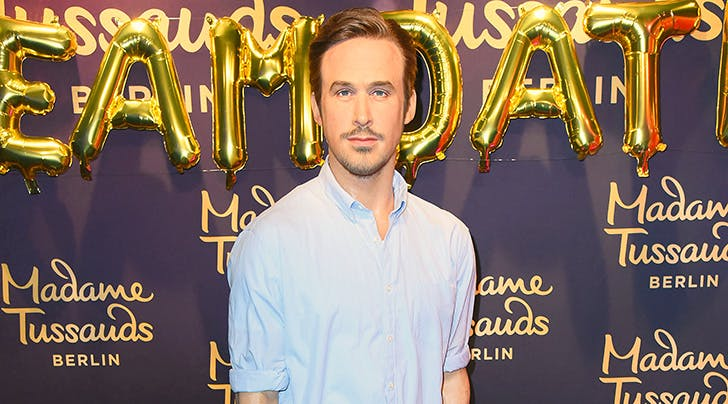 Um, This New Ryan Gosling Wax Figure is Incredibly Unsettling