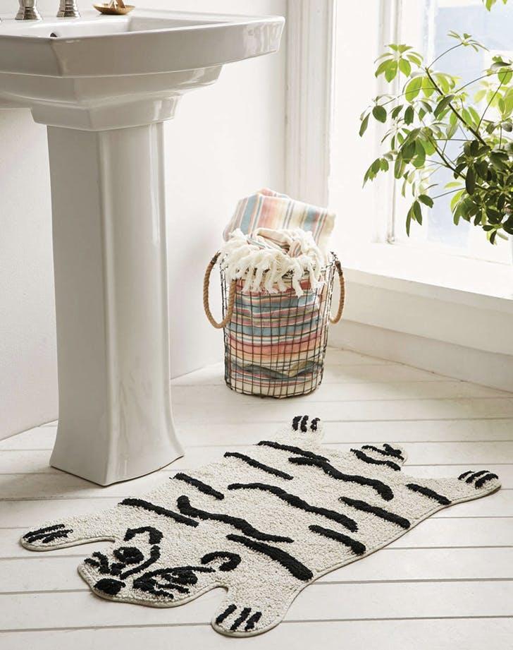 bathroom refresh rug