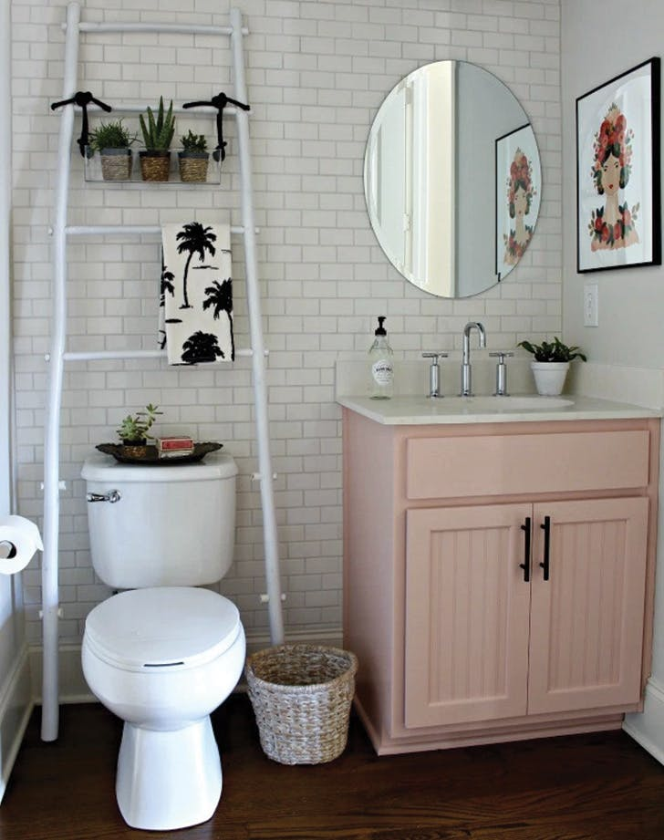 bathroom refresh vanity