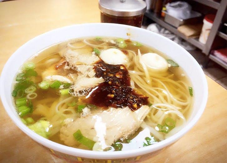 bo ky noodle soup NY