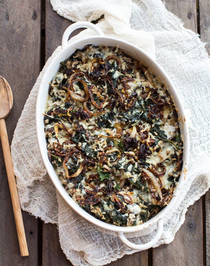 chicken wild rice casserole list
