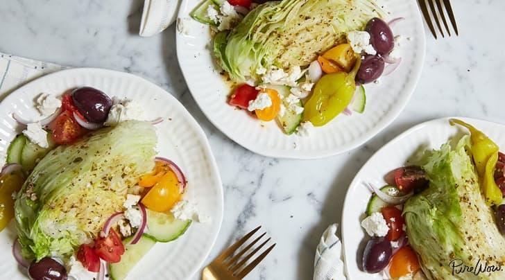 clean greeksalad
