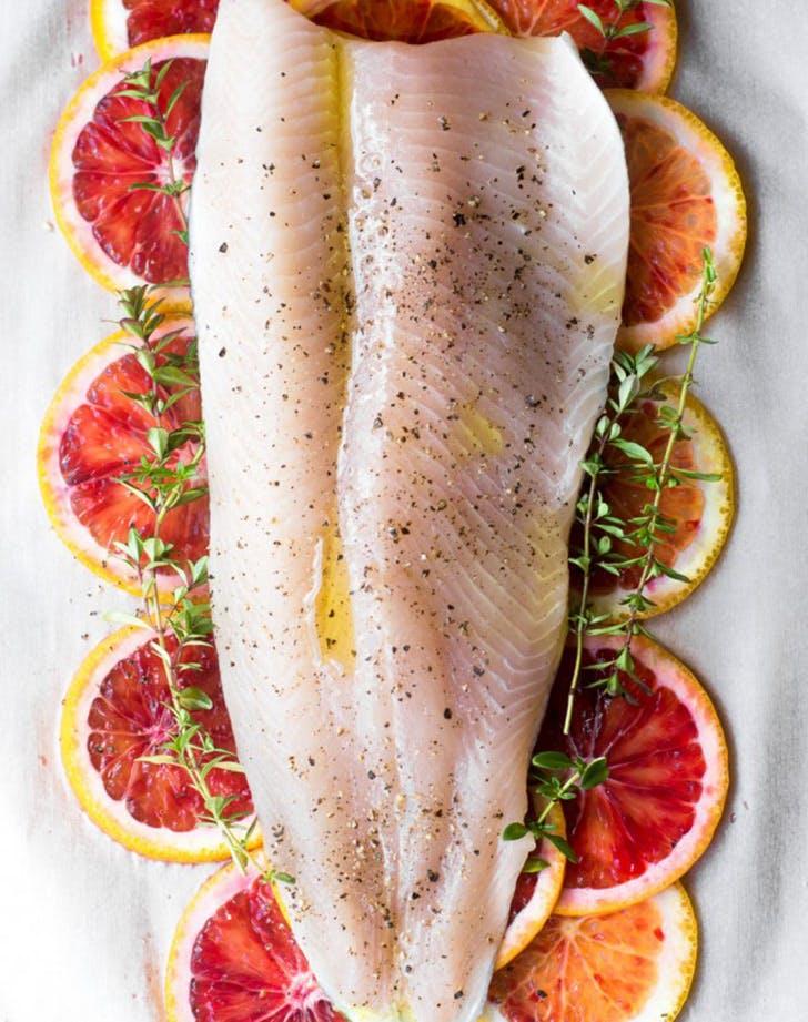 clean parchmentfish