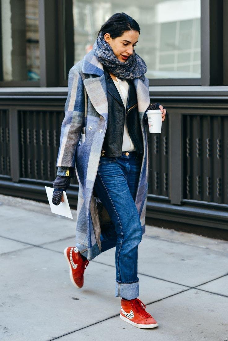 coat layering london