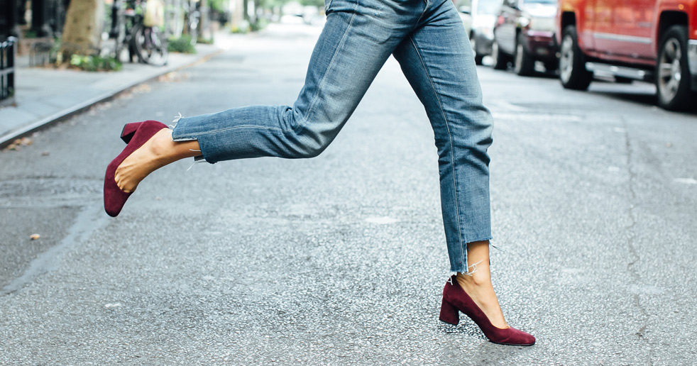 The 7 Most Comfortable Pumps You Can