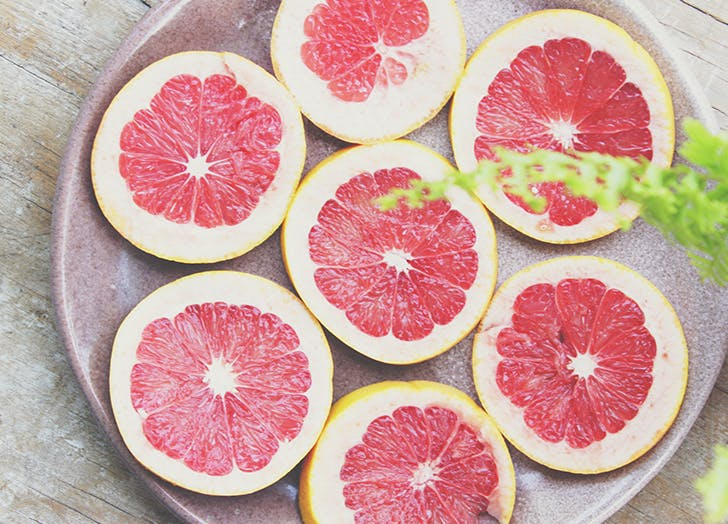 crash diet grapefruit