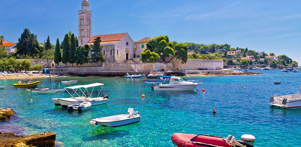 croatia summer travel